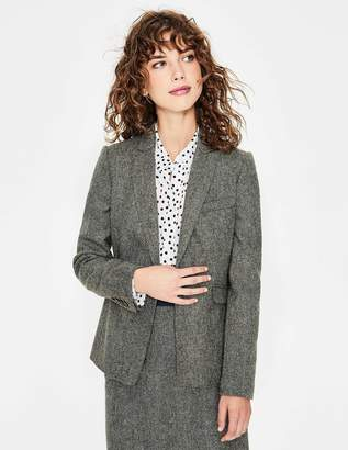 Boden Bath British Tweed Blazer