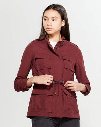 Love Tree Utility Pocketed Jacket