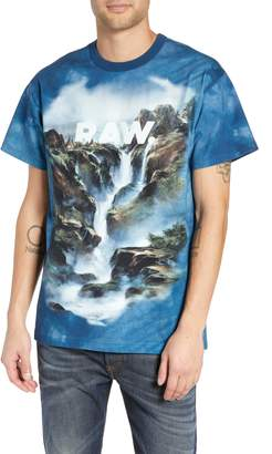 G Star G-Star Cyrer Waterfall Loose T-Shirt