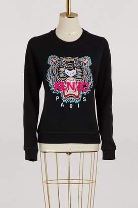 Kenzo Cotton tiger sweatshirt