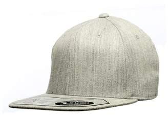 326791e3c54 at Amazon Canada · Flexfit Cap911 Premium Blank Yupoong 110F Wool Blend  Solid Snapback Cap Hat   2-Tone