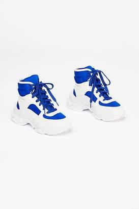 Jeffrey Campbell Pixels Hi Top Sneaker