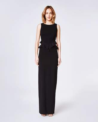 Nicole Miller Structured Queen Of The Night Dress