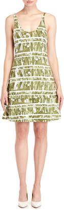 TSE Fit & Flare Tank Dress