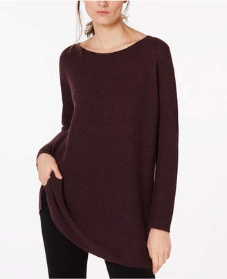 Eileen Fisher Cashmere Boat-Neck Sweater