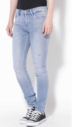 Rose Bud (ローズ バッド) - Calvin Klein Jeans ハイライズスキニーデニムパンツ ブルー1