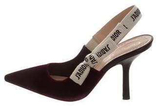 Christian Dior J'adior Slingback Pumps