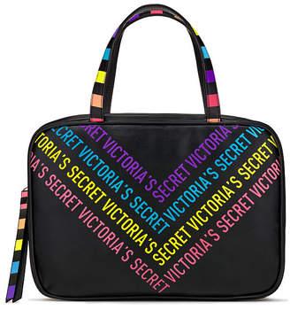 Victoria's Secret Victorias Secret Rainbow Jetsetter Travel Case