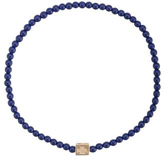 Luis Morais cube charm bracelet