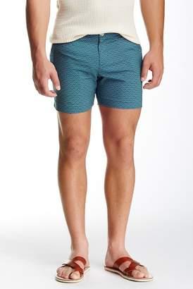 Parke & Ronen Holler Printed Shorts