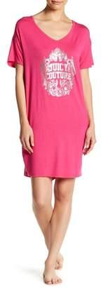 Juicy Couture T-Shirt Pajama Dress