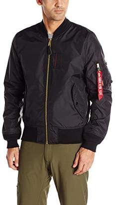 Alpha Industries Men's MA-1 Skymaster Water Resistant Flight Bomber Jacket