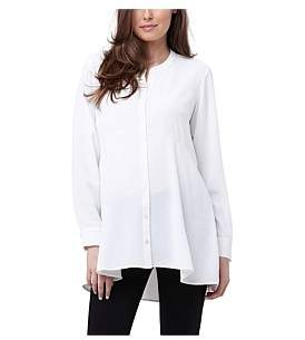 Ripe Maternity Peplum Shirt