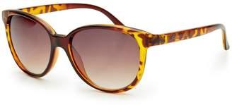 Bloc Flo - Shiny Tortoiseshell Sunglasses