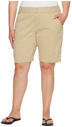Columbia Plus Size Saturday Trailtm Long Short Women's Shorts
