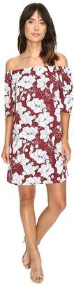 Kensie Hippy Floral Dress KS9U7049 Women's Dress