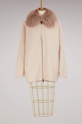 Moncler Buxus wool jacket