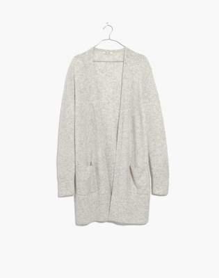 Madewell Kent Cardigan Sweater in Coziest Yarn