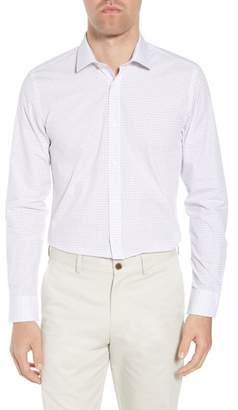 Ted Baker Loops Slim Fit Dress Shirt