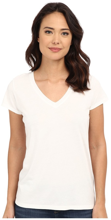 Alternative - Cotton Modal Everyday V-Neck Women's Clothing