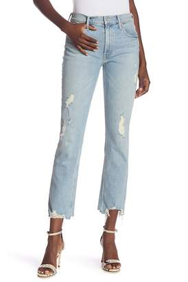 Mother The Flirt Ankle Slim Jeans (Thanks for Nothing)