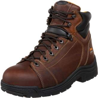 "Timberland Men's 50506 Titan 6"" Lace to Toe Safety Toe Boot"