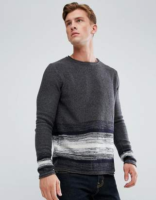 Bellfield Stripe Sweater