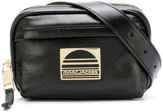 Marc Jacobs logo sport waist bag
