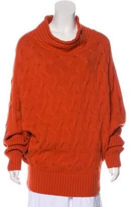 Loro Piana Fur Oversize Sweater