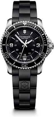 Victorinox Women's Watch Maverick Chronograph Quartz Stainless Steel 241702