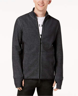 Armani Exchange Men's Logo Jacket