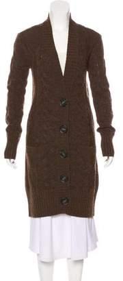 Vince Merino Wool & Alpaca-Blend Cardigan
