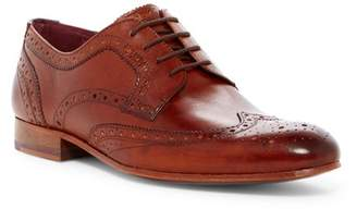 2cf4c30d640f68 Ted Baker Gryene Leather Wingtip Derby