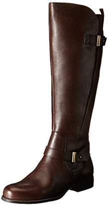 Naturalizer Women's Joan Wide Calf Riding Boot
