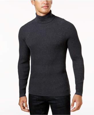 INC International Concepts I.n.c. Men Ribbed Turtleneck Sweater