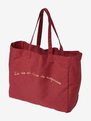 """Vertbaudet Cloth Bag """"La vie est pleine de surprises"""""""