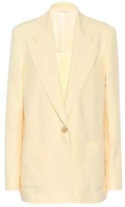 Acne Studios Linen blazer