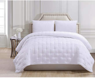 Charisma Luxe Silky Satin King Coverlet Set Bedding