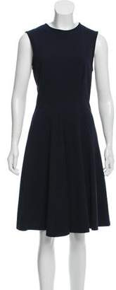 Derek Lam Sleeveless Knee-Length Dress