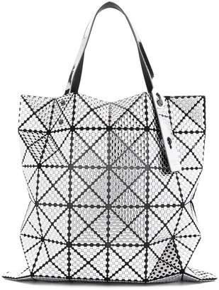 Bao Bao Issey Miyake studded geometric tote