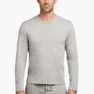 James Perse COTTON CASHMERE JERSEY CREW