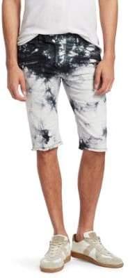 Balmain Tie Dye Shorts