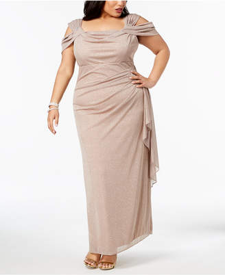 Brown Plus Size Dresses On Sale Shopstyle