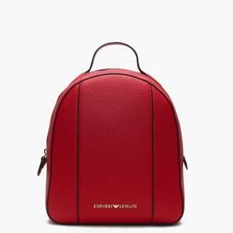 Emporio Armani Maya Coral Backpack
