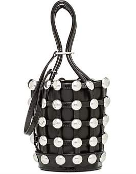 Alexander Wang Roxy Cage - Mini Bucket