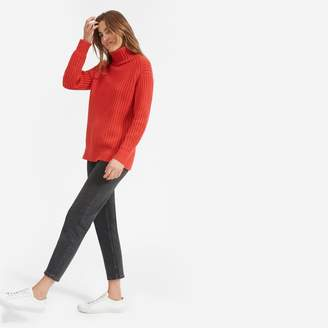 Everlane The Soft Wool Rib Turtleneck