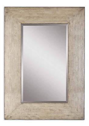 One Kings Lane Dublin Floor Mirror - Gray