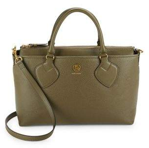 Anne Klein Textured Top Handle Bag