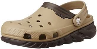 Crocs Unisex's Duet Max Clog Mule