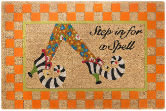 Mackenzie Childs MacKenzie-Childs - Step In For A Spell Doormat